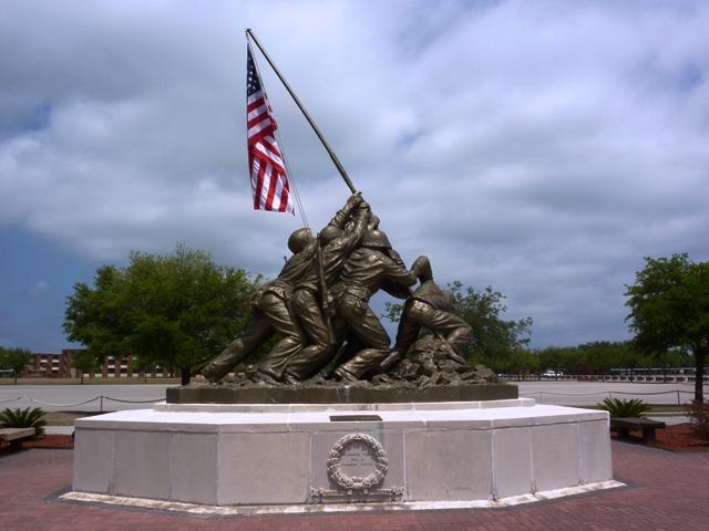 Iwo Jima Memorial, Parris Island, SC